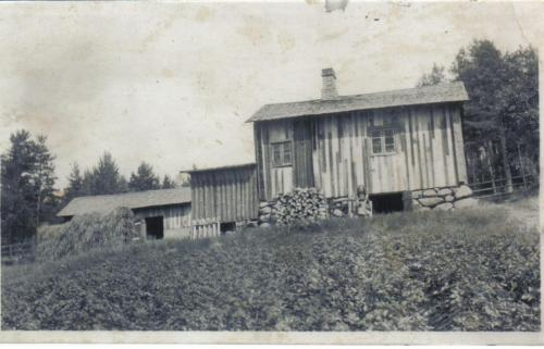 Luoto 1930-luv.